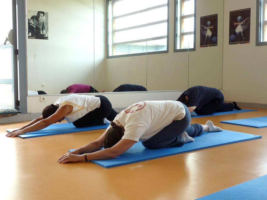 méditation yogique