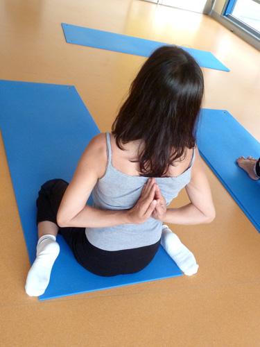 la souplesse au Yoga