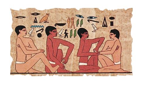 pratiques yoga egyptien