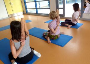 face de vache - hatha yoga