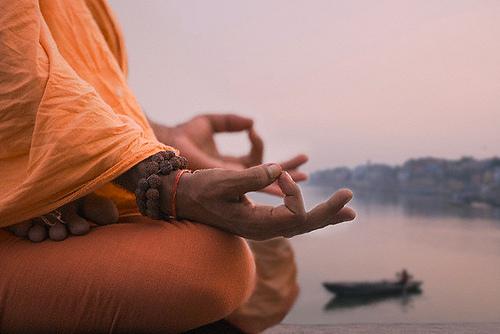 les mudras du yoga