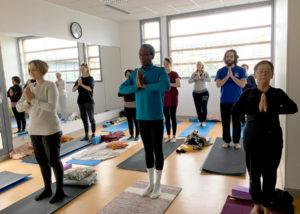 Stage trimestriel de Yoga intégral - Yoga Centre Nanterre